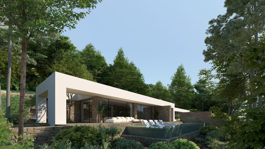 Outside - view 02 - Type B - Corallisa - Signature Home Ibiza