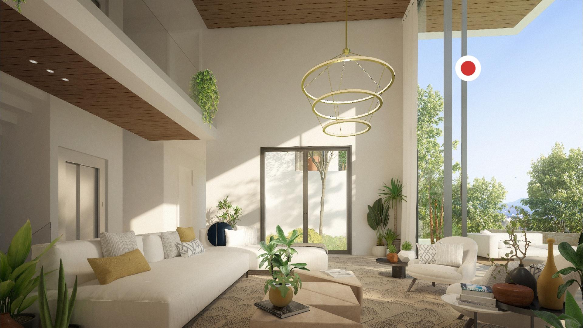 Saloon - view B - TypeD - Corallisa - Signature Home Ibiza