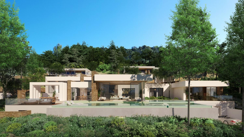 Outside - Type C - Corallisa - Signature Home Ibiza