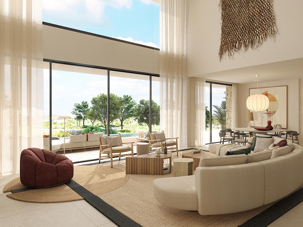 Saloon - view 02 - TypeA - Corallisa - Signature Home Ibiza