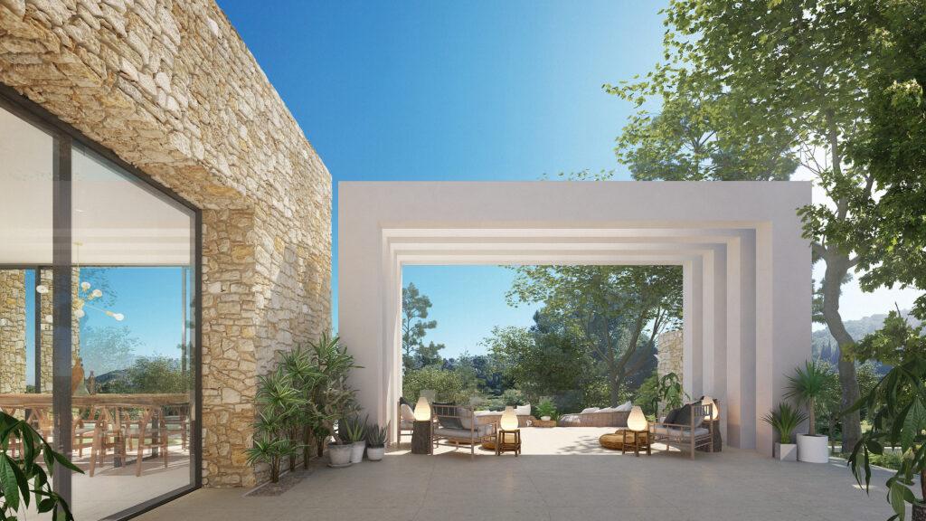 Terrace - Type C - Corallisa - Signature Home Ibiza