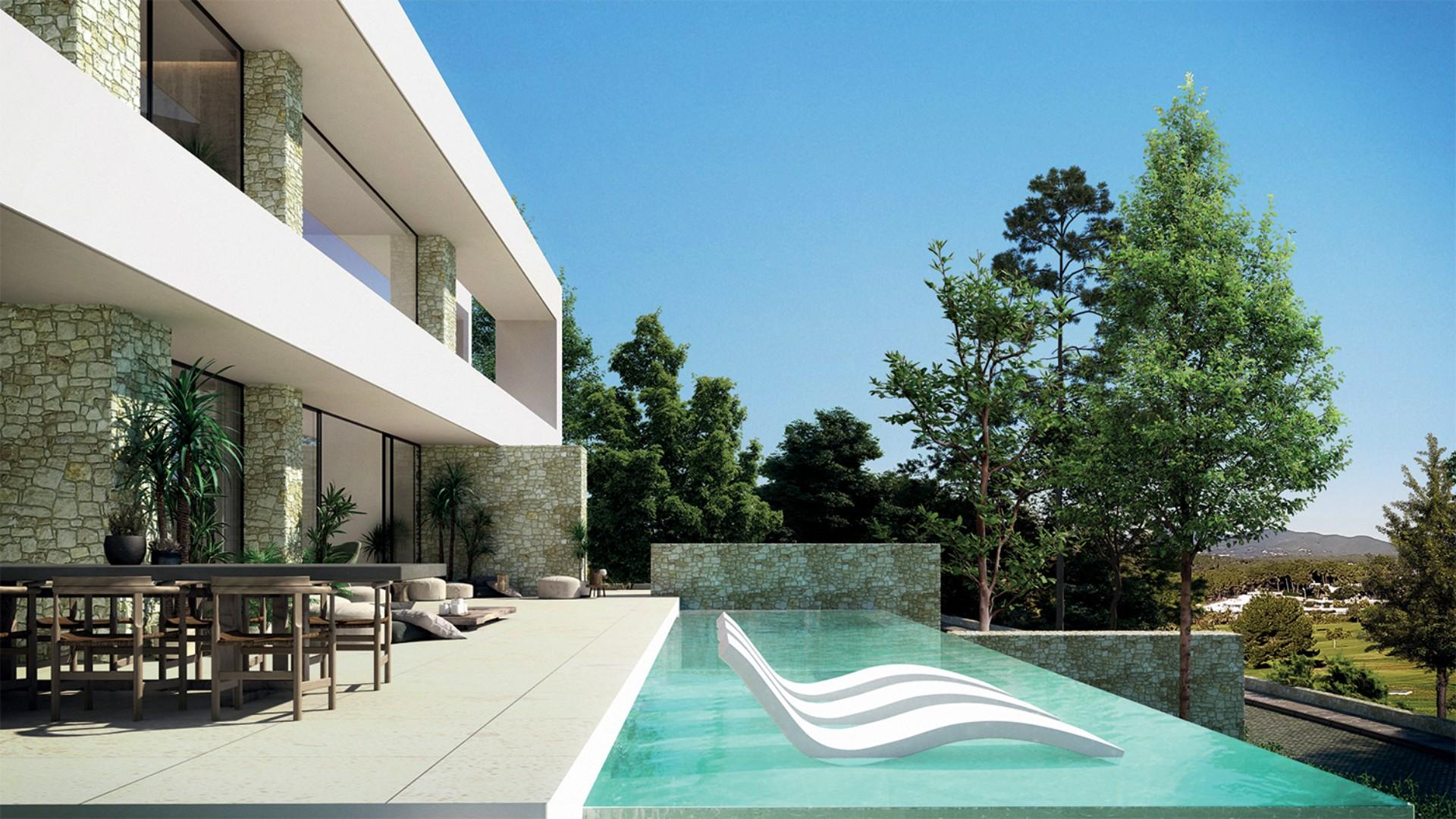Pool - Type A - Corallisa - Signature Home Ibiza