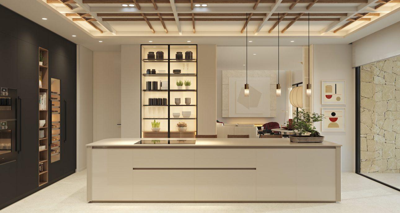 Kitchen - view 06 - TypeA - Corallisa - Signature Home Ibiza