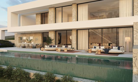 Terrace - view 01 - TypeA - Corallisa - Signature Home Ibiza
