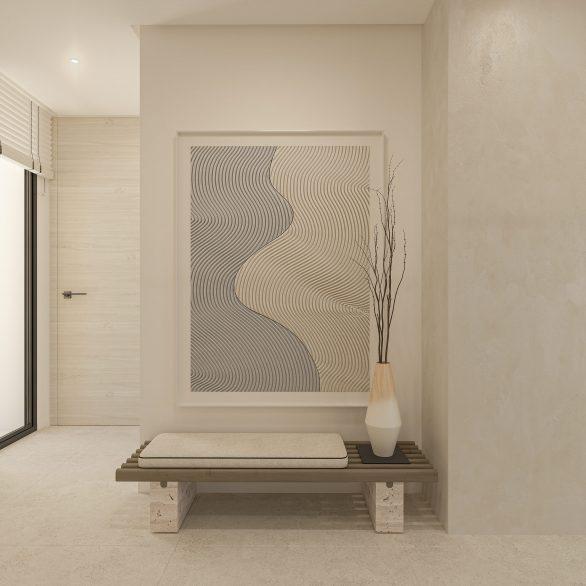 Main Bedroom - view 01 - TypeA - Corallisa - Signature Home Ibiza