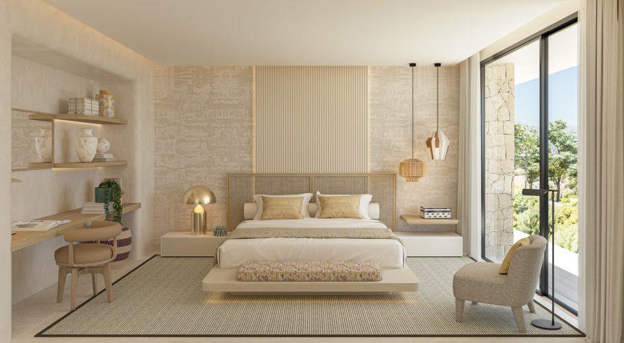 Main Bedroom - view 02 - TypeA - Corallisa - Signature Home Ibiza