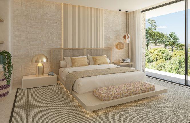 Main Bedroom - view 07 - TypeA - Corallisa - Signature Home Ibiza