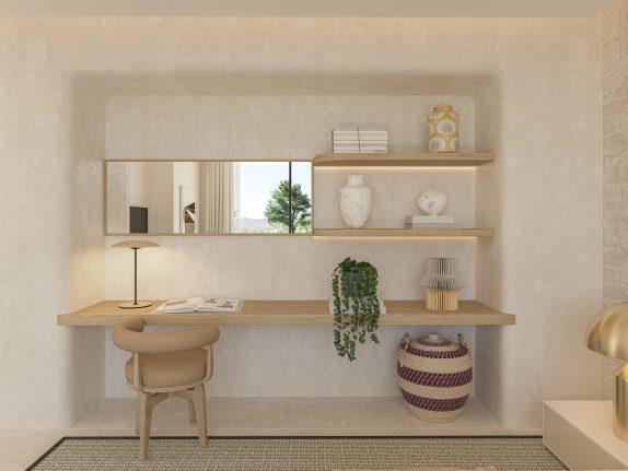Main Bedroom - view 08 - TypeA - Corallisa - Signature Home Ibiza