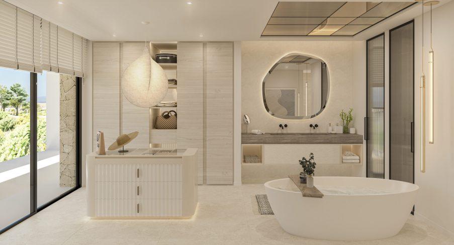 Main Bathroom - view 01 - TypeA - Corallisa - Signature Home Ibiza