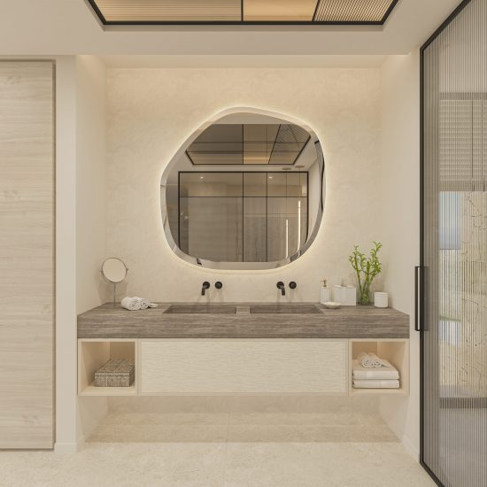 Main Bathroom - view 02 - TypeA - Corallisa - Signature Home Ibiza