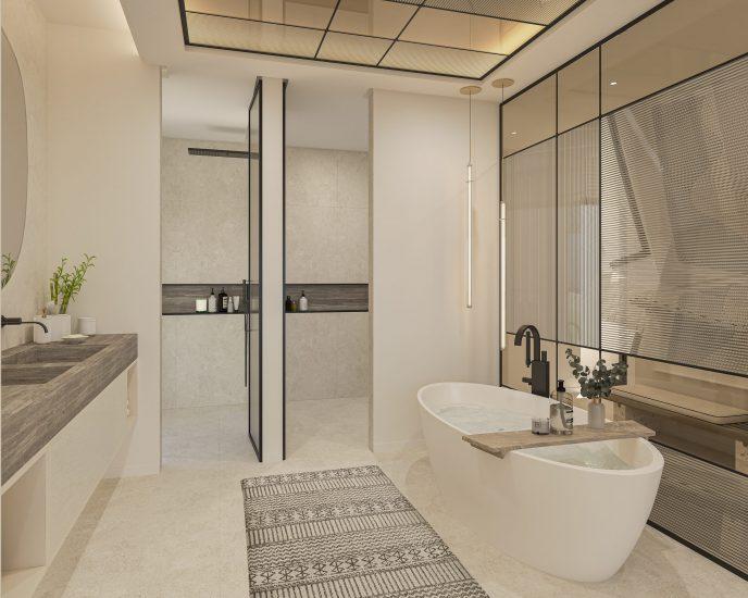 Main Bathroom - view 03 - TypeA - Corallisa - Signature Home Ibiza