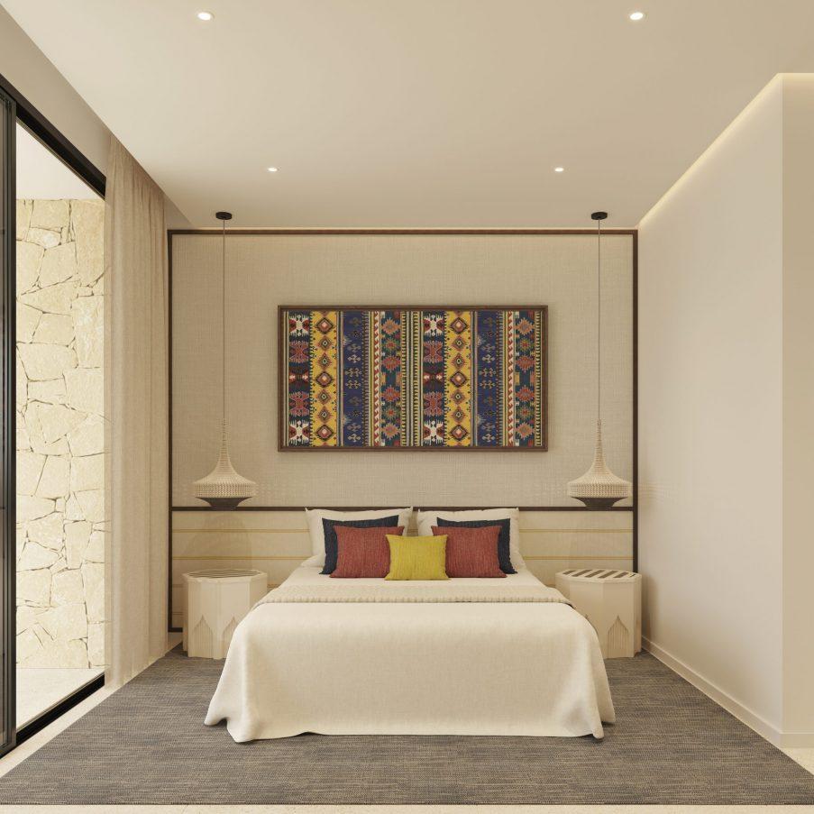 Bedroom 01 - First Floor - view 07 - TypeA - Corallisa - Signature Home Ibiza