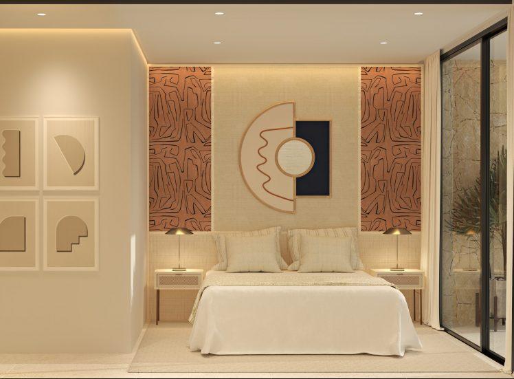 Bedroom 01 - Ground Floor - view 09 - TypeA - Corallisa - Signature Home Ibiza