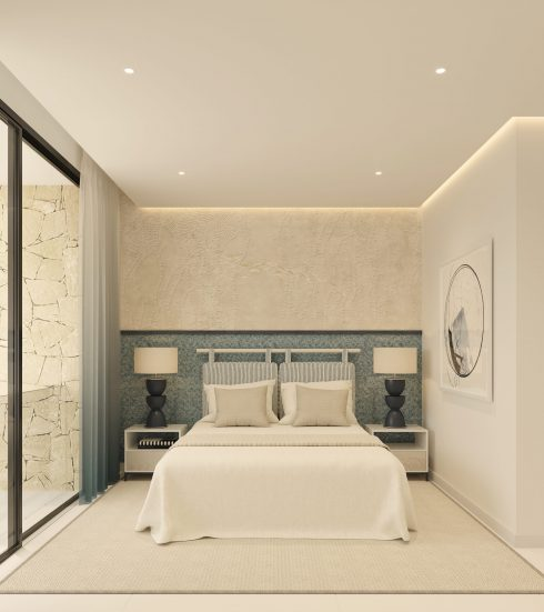 Bedroom 02 - Second Floor - view 09 - TypeA - Corallisa - Signature Home Ibiza