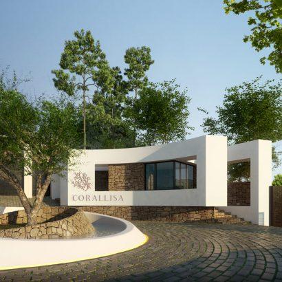 Entrance - Corallisa - Signature Home Ibiza