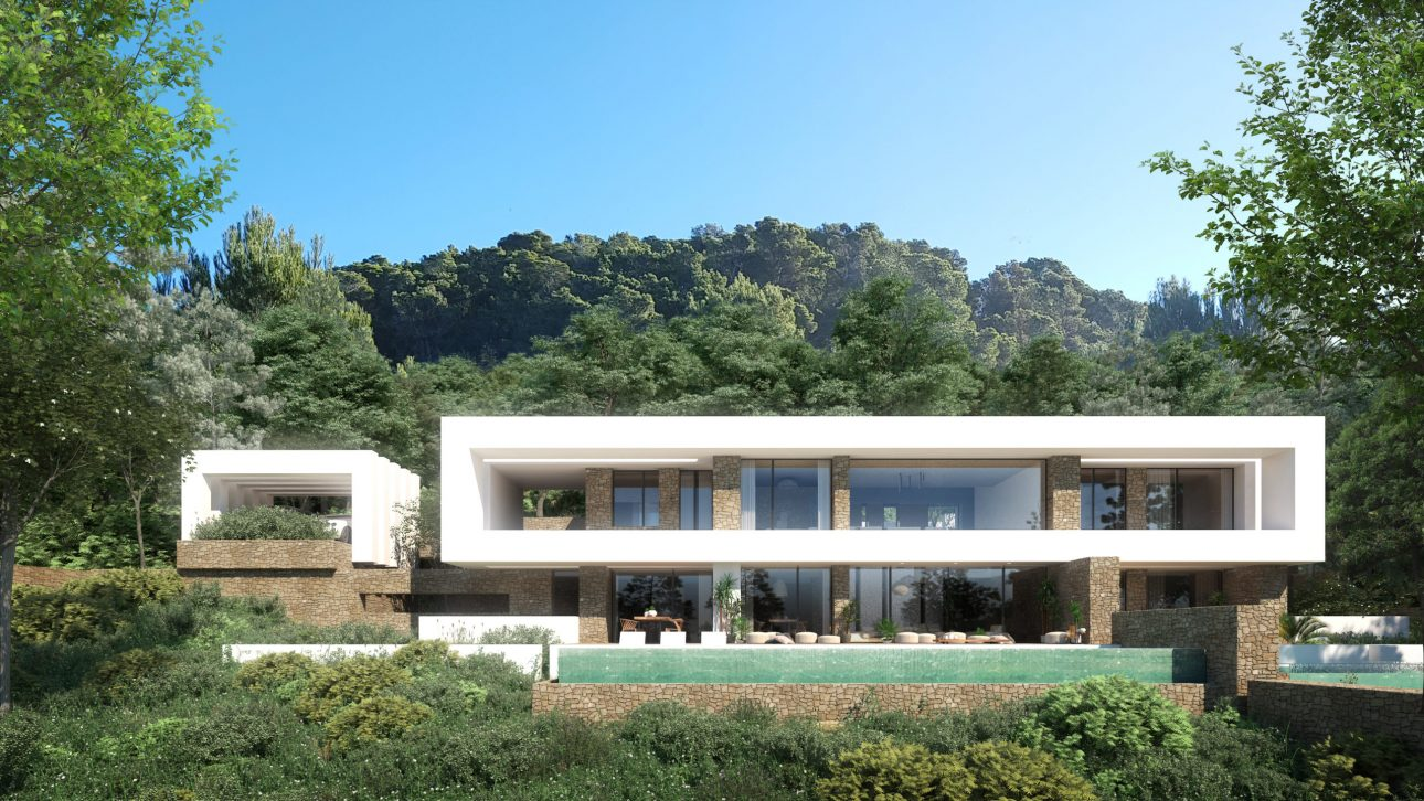 Outside - Type A - Corallisa - Signature Home Ibiza
