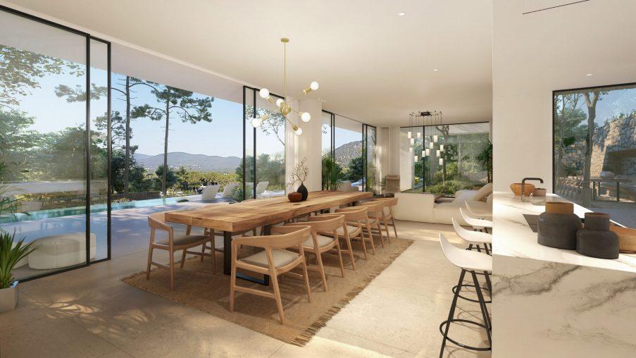 Kitchen - Type B - Corallisa - Signature Home Ibiza