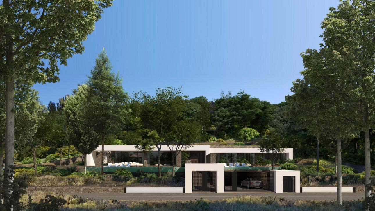 Outside - view 01 - Type B - Corallisa - Signature Home Ibiza