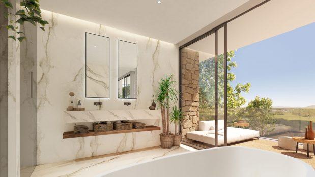 Bathroom - Type C - Corallisa - Signature Home Ibiza