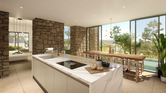 Kitchen - Type C - Corallisa - Signature Home Ibiza