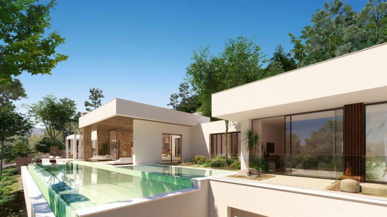 Outside - view 02 - Type C - Corallisa - Signature Home Ibiza