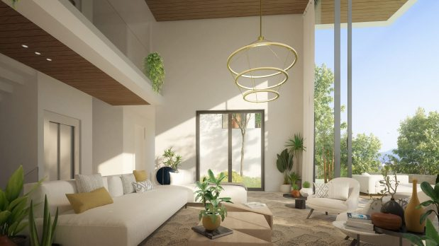 Lift - view B - Type D - Corallisa - Signature Home Ibiza