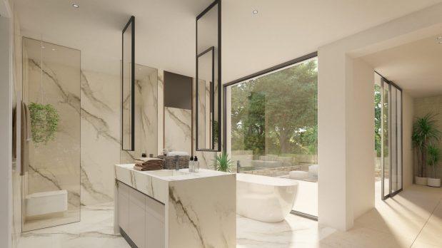 Bathroom - Type D - Corallisa - Signature Home Ibiza
