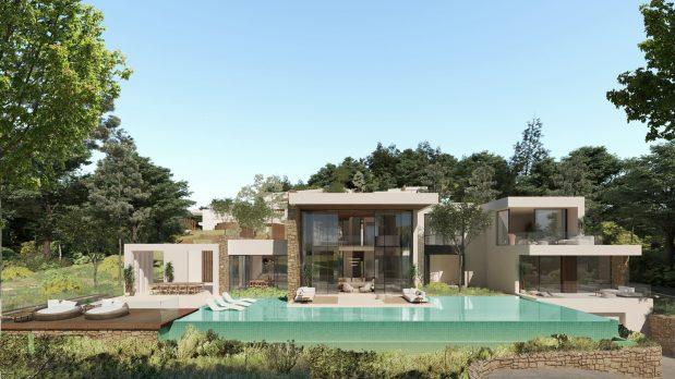 Outside - Type D - Corallisa - Signature Home Ibiza