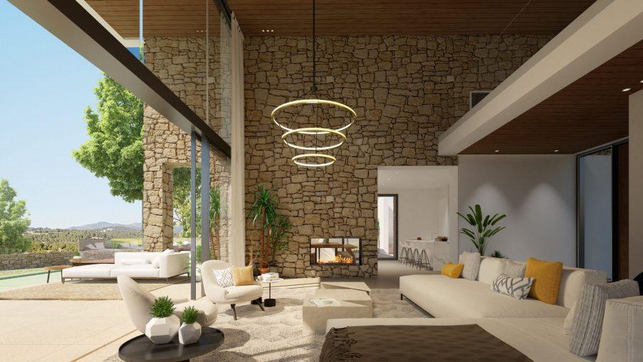 Saloon - Type D - Corallisa - Signature Home Ibiza